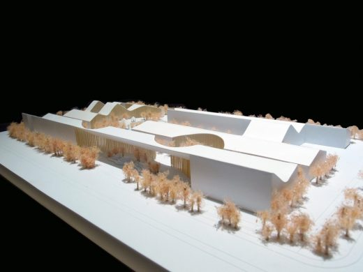 Arts factory and innovation center in sichuan e architect for Sichuan cendes architectural design company limited