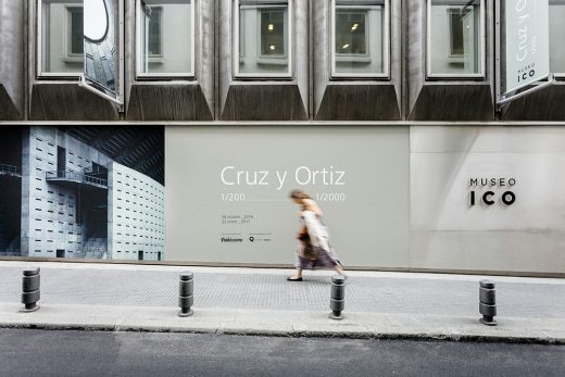 Cruz y Ortiz 1/200 1/2000 Exhibition