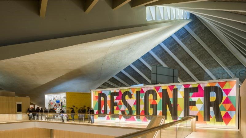 Commonwealth institute design museum london e architect for Interior design 2016 uk