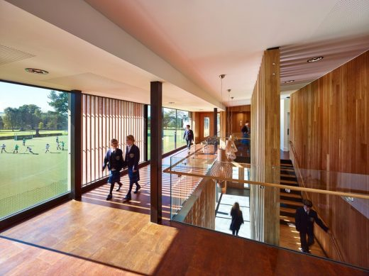 Westwater Building Dollar Academy by Page Park Architects