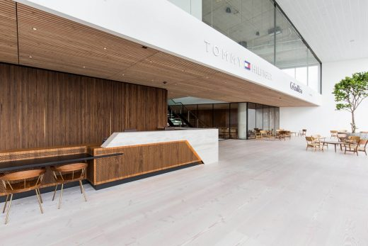 European HQ for Calvin Klein and Tommy Hilfiger