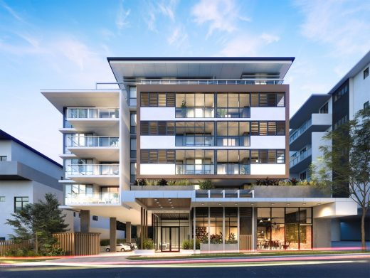 Felicity on Felix Apartment Building at Lutwyche