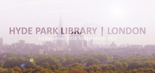 Hyde Park Library Competition