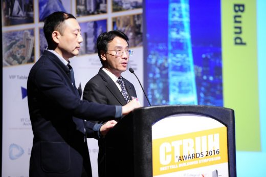Jianping Gu, General Manager, Shanghai Tower