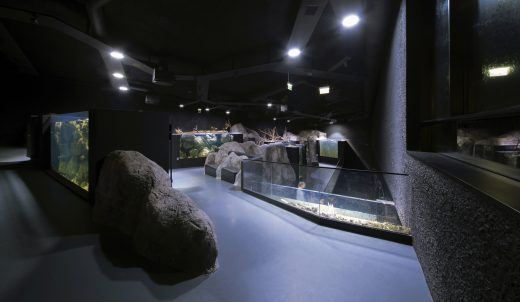 Karlovac freshwater aquarium and museum of rivers