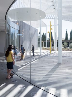 Manetti Shrem Museum of Art Building
