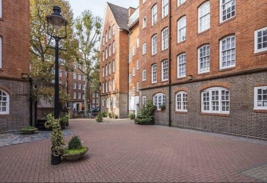 Marsham Street property Westminster