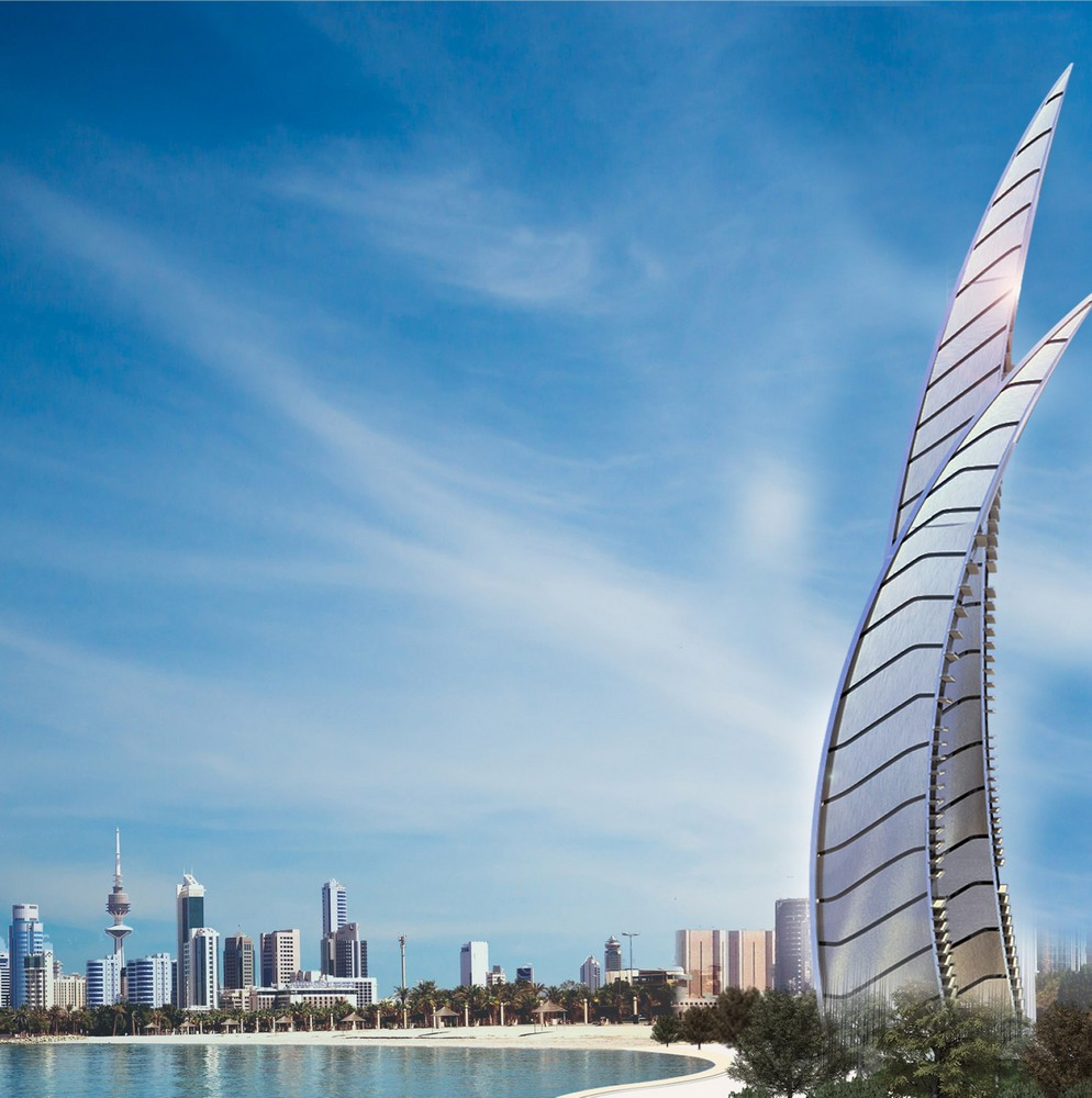 Moon Towers In Abu Dhabi E Architect