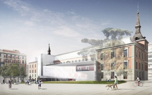 Museo del Prado Design by Gluckman Tang Architects