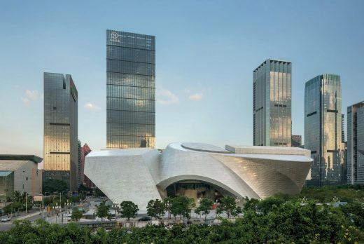 MOCAPE Shenzhen Building - Museum of Contemporary Art & Planning Exhibition