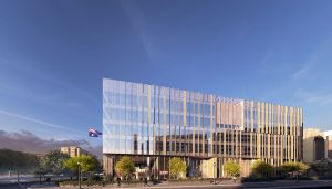 New Australian Embassy in Washington DC Building