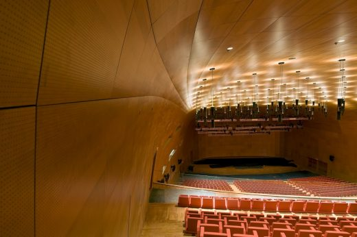 Rome EUR Convention Hall and Hotel