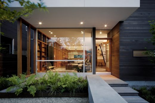 Seattle Contemporary Residence