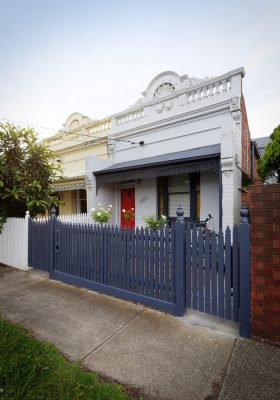Quarry House in Brunswick East