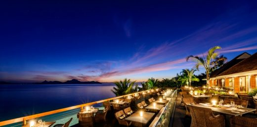 Sheraton Resort & Spa at Tokoriki Island