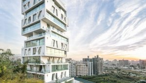 The Cube Beirut tower building