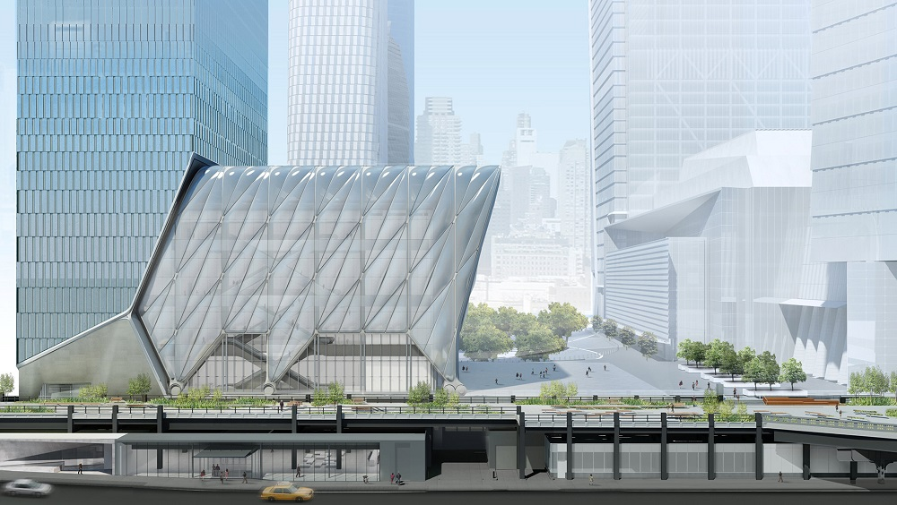 The shed arts center new york city e architect for Architecture jobs nyc