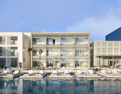 The Sofitel Tamuda Bay in Morocco