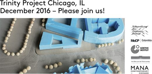 Trinity Project architecture event