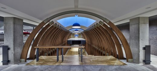 Vinero Winery and Hotel by Turkish Architect practice