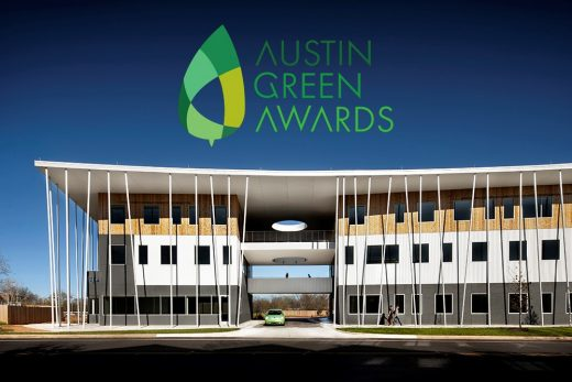 Miró Rivera Architects at Austin Green Awards