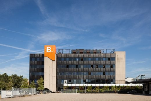 B.Amsterdam office building by NEXT architects