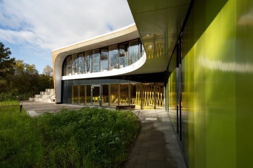 Bayreuth Youth Hostel - German architecture news