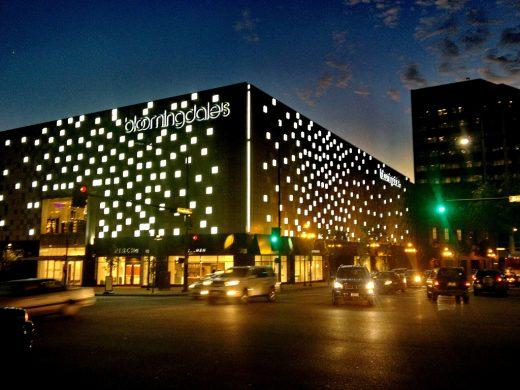 Bloomingdales Building design by KKA