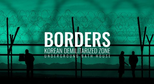 BORDERS - The Korean DMZ Bathhouse Competition