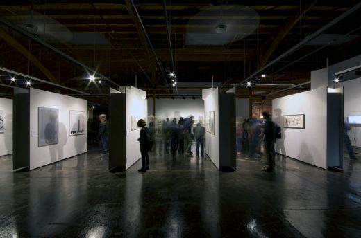 Drawing Show Exhibition at Architecture and Design Museum Los Angeles