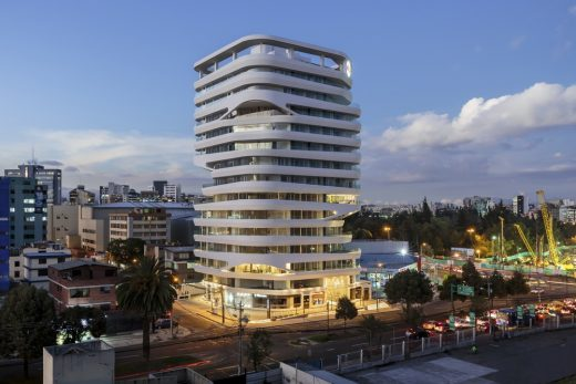 Gaia Building in Quito