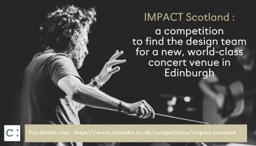 IMPACT Scotland Architecture Competition