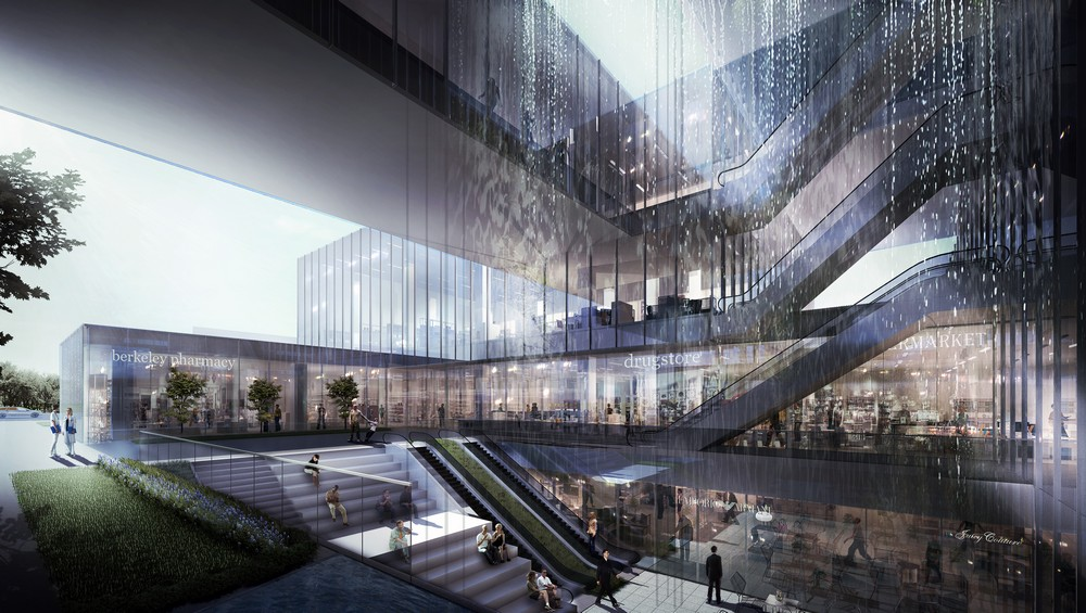 Main Building of Guangdong, Macau Traditional Chinese Medicine Science and Technology Industrial Park, Zhuhai, by Aedas
