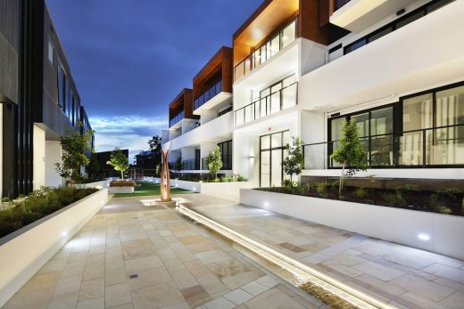 Northcote Hill Townhouses and Apartments
