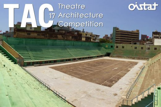 OISTAT Theatre Architecture Competition 2017