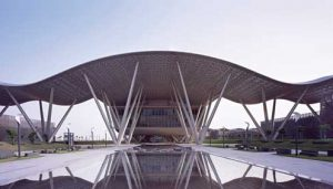 Qatar Science and Technology Park Building by Woods Bagot architects