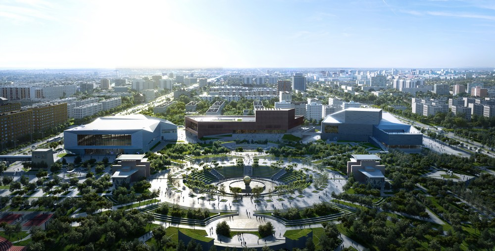 Qingdao Chengyang Cultural Arts and Sports Center