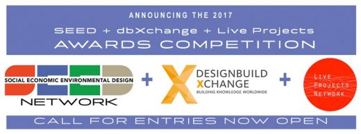 Design Corps/SEED Network Architectural Competitions