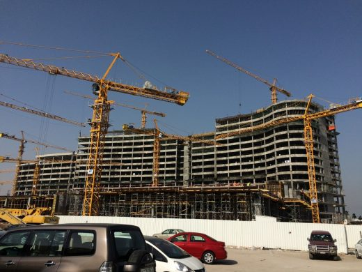 Shuwaikh Building Construction Kuwait