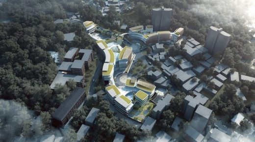 Taipei European School European Secondary Campus Redevelopment