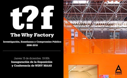 Why Factory exhibition COAM Madrid - BIM Procurement