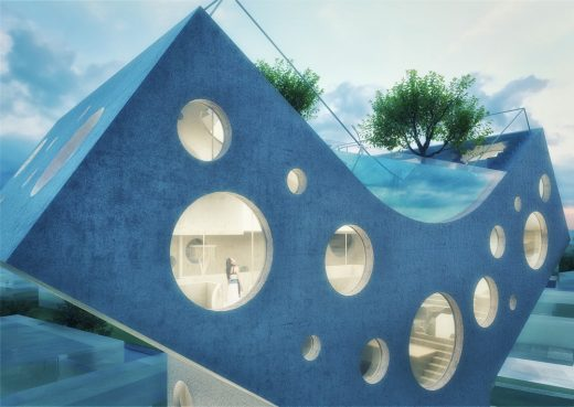 Y House by MVRDV