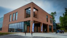 Academy of Sport and Wellbeing, Perth College UHI Building