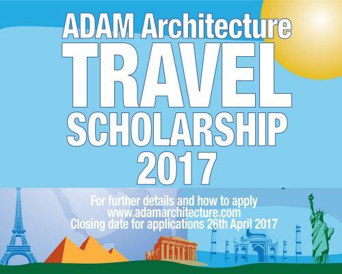ADAM Architecture Travel Scholarship