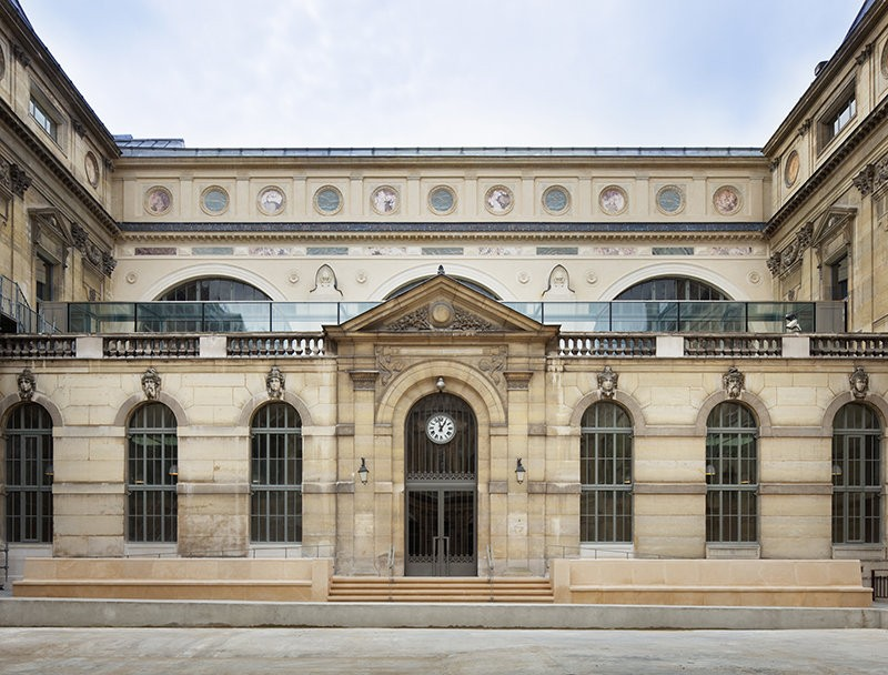 bibliotheque nationale de france 2