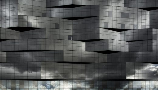 BNL-BNP Paribas Group HQ in Rome | www.e-architect.co.uk