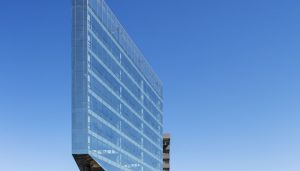 BNL-BNP Paribas Group HQ in Rome | www.e-architect.com