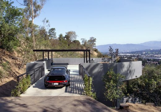 Car Park House Los Angeles
