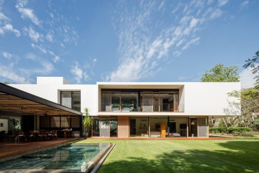 Casa GP design by AE Arquitectos