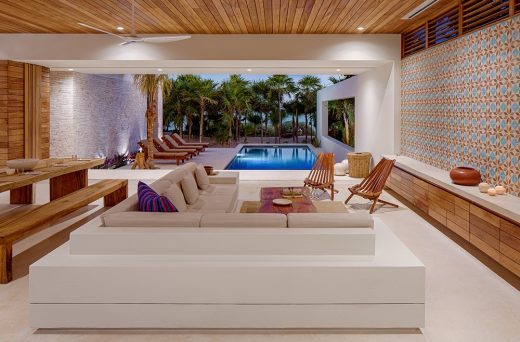 Contemporary Soliman Bay Property Mexico